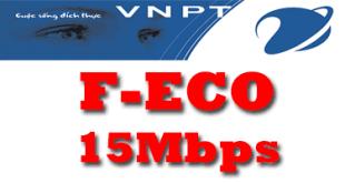 Gói cước Cáp quang VNPT 15Mbps