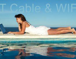 Giải pháp wifi cho resort kết hợp marketing.