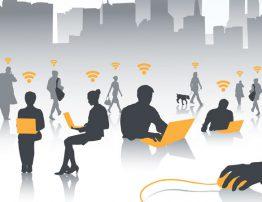 Giải pháp wifi cho doanh nghiệp kết hợp marketing.