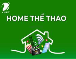 Gói Cước Home Thể Thao VNPT