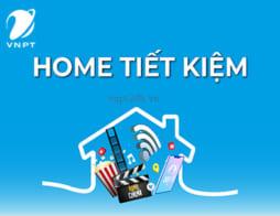Cáp Quang VNPT – Gói Cước Home Tiết Kiệm