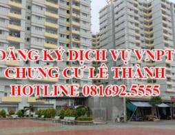 Lắp internet truyền hình Chung cư Lê Thành, Bình Tân