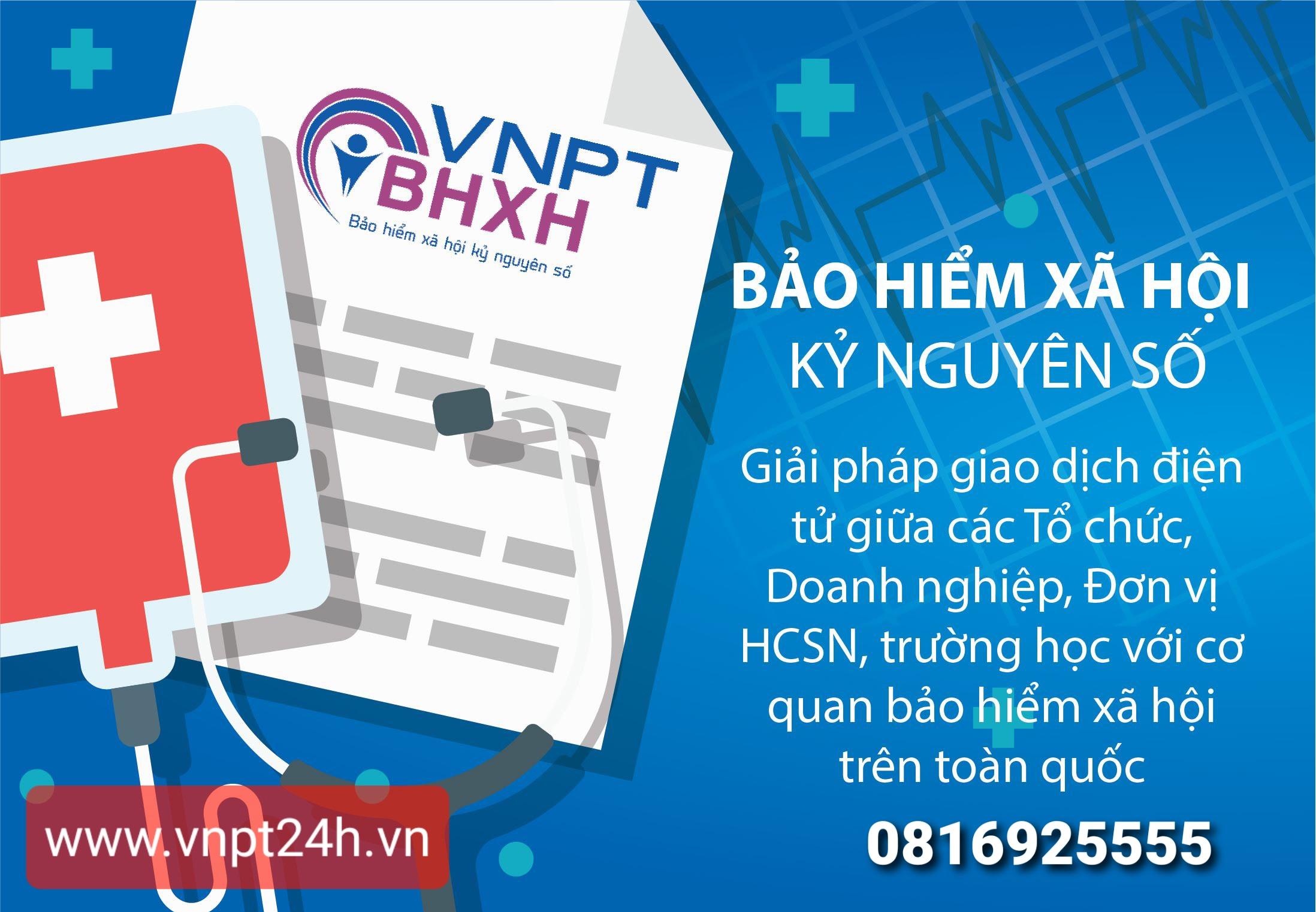 Dịch vụ BHXH VNPT TP. Hồ Chí Minh