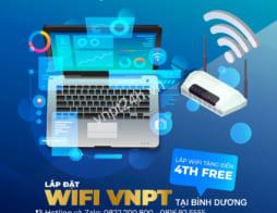 Lắp đặt Wi-Fi VNPT Bình Dương – 04/2021